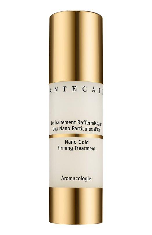 Антивозрастной подтягивающий крем для лица с частицами золота Nano Gold Firming Treatment ChantecailleУвлажнение / Питание<br><br><br>Объем мл: 50<br>Пол: Женский<br>Возраст: Взрослый<br>Цвет: Бесцветный