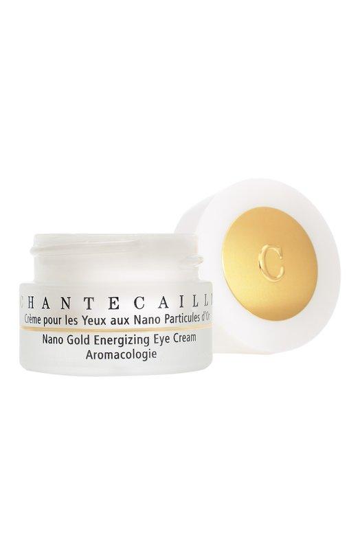 Антивозрастной энергетический крем для области вокруг глаз с частицами золота Nano Gold Energizing Eye Cream Chantecaille 656509703203