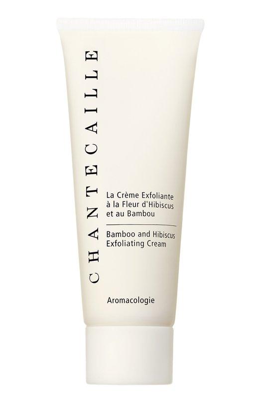 Отшелушивающий крем для лица с гибискусом и бамбуком Hibiscus and Bamboo Exfoliating Cream Chantecaille 656509704033