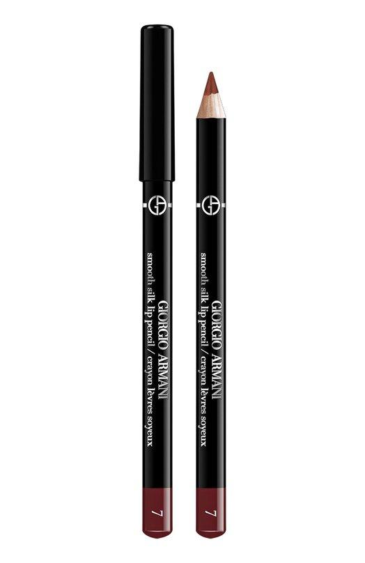 Smooth Silk Lip Pencil мягкий карандаш для губ 7 Giorgio Armani 3605521861474