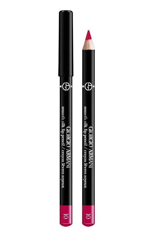 Smooth Silk Lip Pencil мягкий карандаш для губ 10 Giorgio Armani 3605521861658