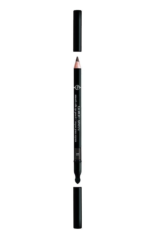 Smooth Silk Eye Pencil карандаш для глаз оттенок 11 Giorgio ArmaniКарандаши для глаз<br><br><br>Объем мл: 0<br>Пол: Женский<br>Возраст: Взрослый<br>Цвет: Бесцветный
