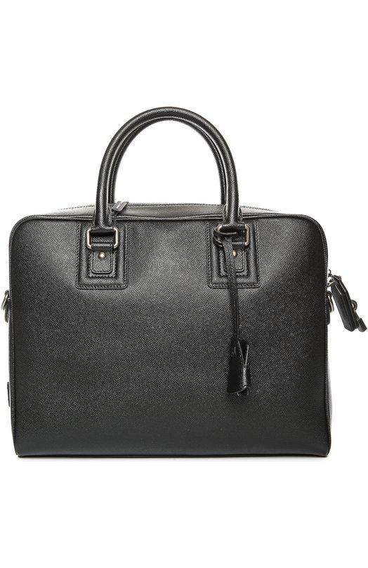 Купить Сумка для ноутбука Dolce & Gabbana, 0115/BM1233/A1001, Италия, Черный, Кожа натуральная: 100%;