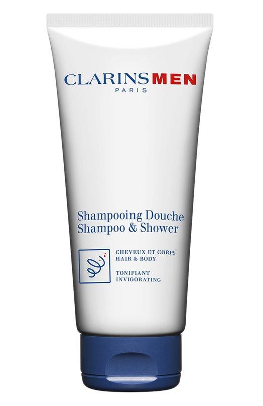 Тонизирующий шампунь для волос и тела Clarins 00505100