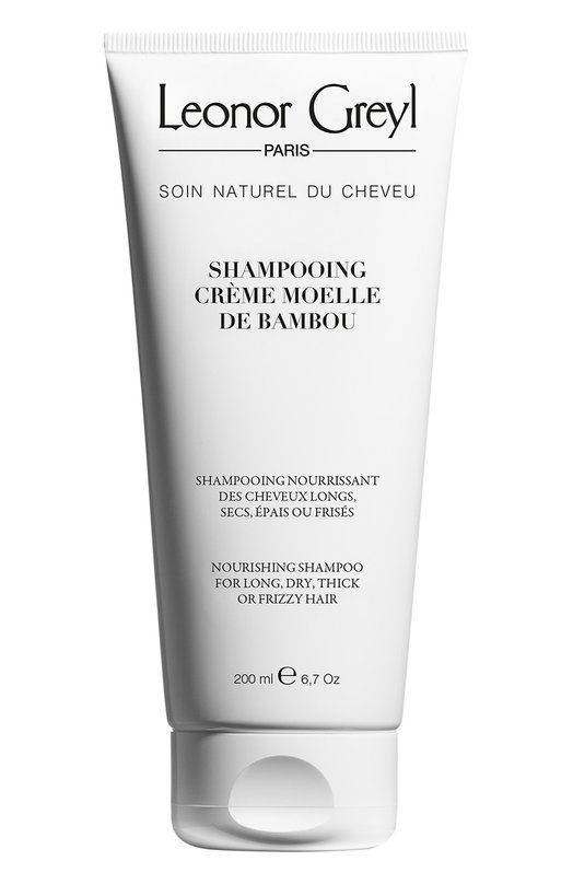 Крем-шампунь с экстрактом бамбука Shampooing Creme Moelle de Bamboo Leonor Greyl 2018