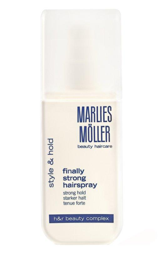 Купить Лак для волос суперсильной фиксации Marlies Moller, 25673MMs, Швейцария, Бесцветный