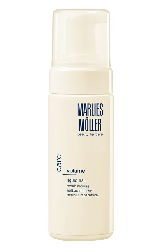 Мусс восстанавливающий для волос Marlies Moller, 25655MMs, Германия, Бесцветный  - купить