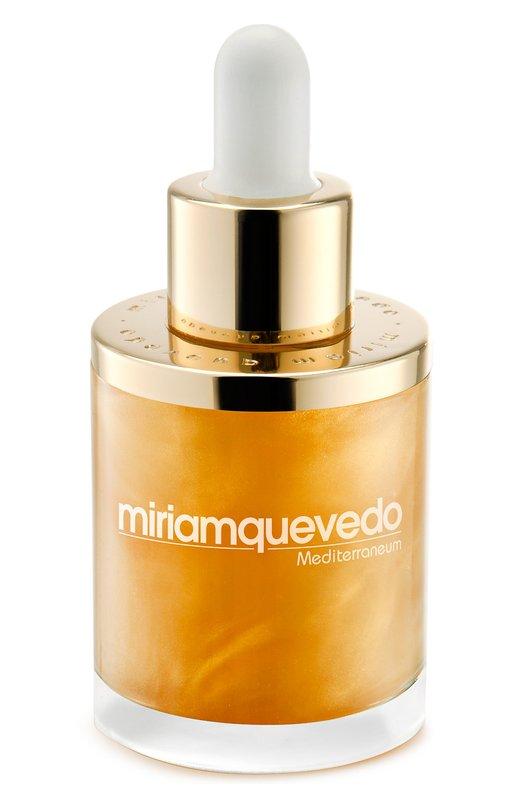 Масло для волос MiriamquevedoМаски / Сыворотки<br><br><br>Объем мл: 0<br>Пол: Женский<br>Возраст: Взрослый<br>Цвет: Бесцветный