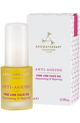 Обогащенное anti-age масло против морщин Anti Ageing Fine Line Face Oil Aromatherapy Associates | Фото №1