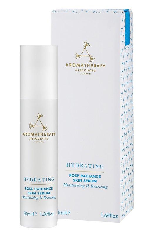 Ревитализирующая увлажняющая сыворотка Rose Radiance Skin Serum Aromatherapy AssociatesСыворотки<br><br><br>Объем мл: 50<br>Пол: Женский<br>Возраст: Взрослый<br>Цвет: Бесцветный