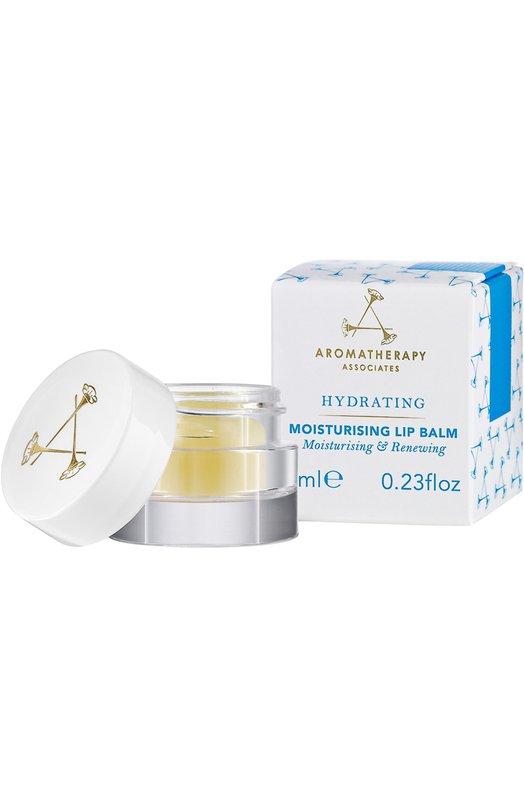 Увлажняющий питательный бальзам для губ с эффектом объема Moisturising Lip Balm Aromatherapy Associates RN820007R