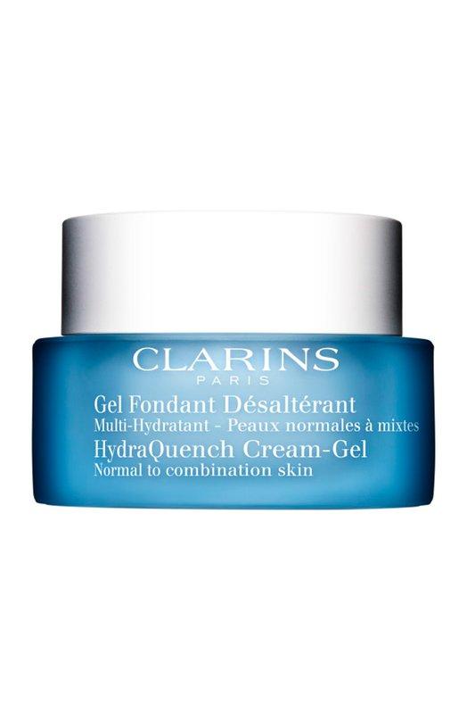 Интенсивно увлажняющий гель для нормальной и комбинированной кожи Gel Fondant Desalterant Clarins 01134100