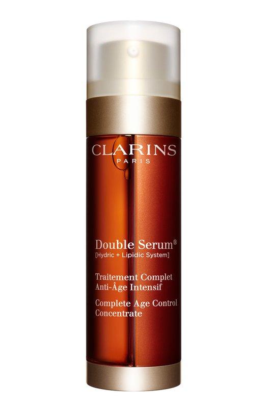 Комплексная омолаживающая двойная сыворотка интенсивного действия DOUBLE SERUM Clarins 01091200