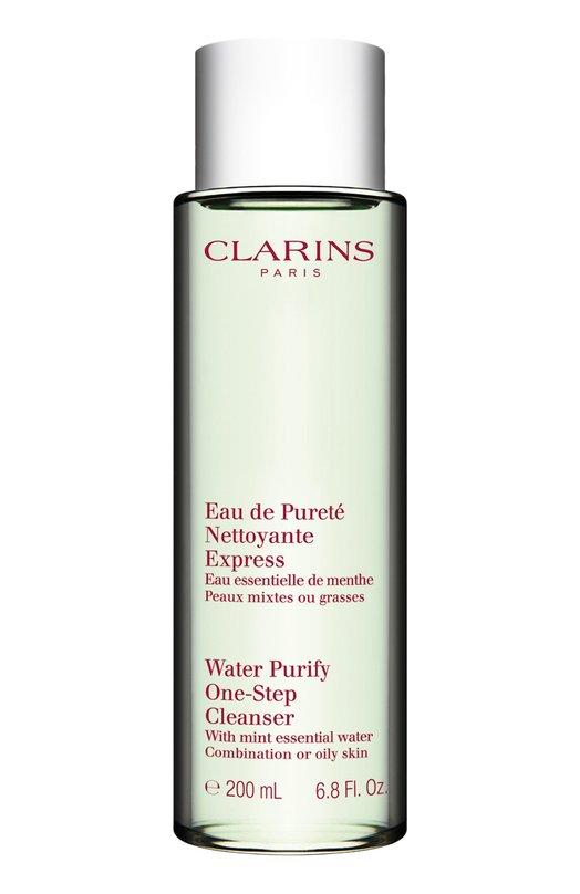 Очищающая вода для лица для комбинированой или жирной кожи Clarins 00059100