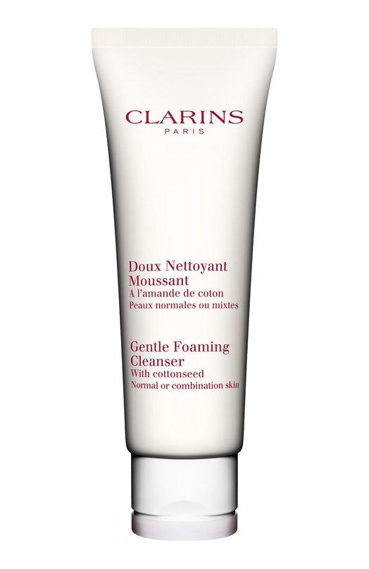 Очищающий пенящийся крем с экстрактом хлопка Doux Nettoyant Clarins 01240100