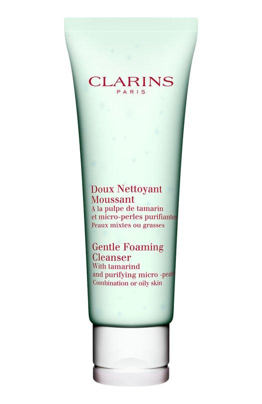Смягчающий и очищающий пенящийся крем Clarins 01242190