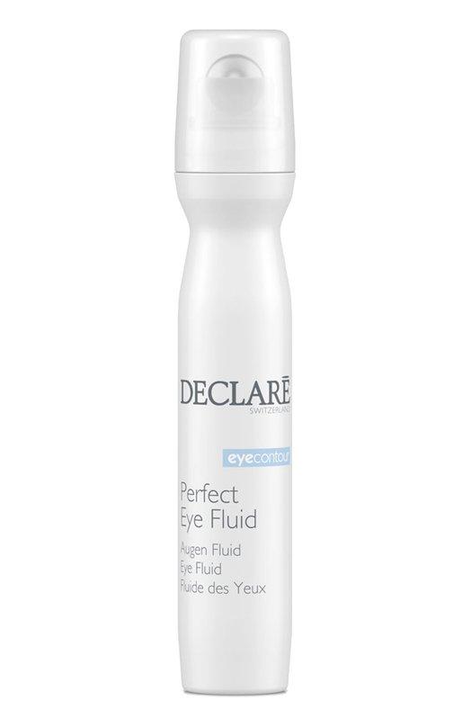 Восстанавливающий гель для кожи вокруг глаз с массажным эффектом Perfect Eye Fluid DeclareДля кожи вокруг глаз<br><br><br>Объем мл: 15<br>Пол: Женский<br>Возраст: Взрослый<br>Цвет: Бесцветный