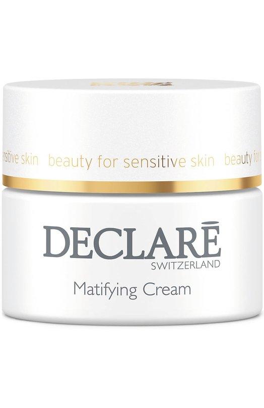 Матирующий увлажняющий крем Matifying Hydro Cream Declare 531