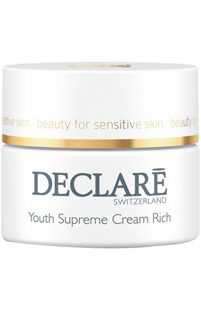 Питательный крем Youth Supreme Cream Rich Declare | Фото №1