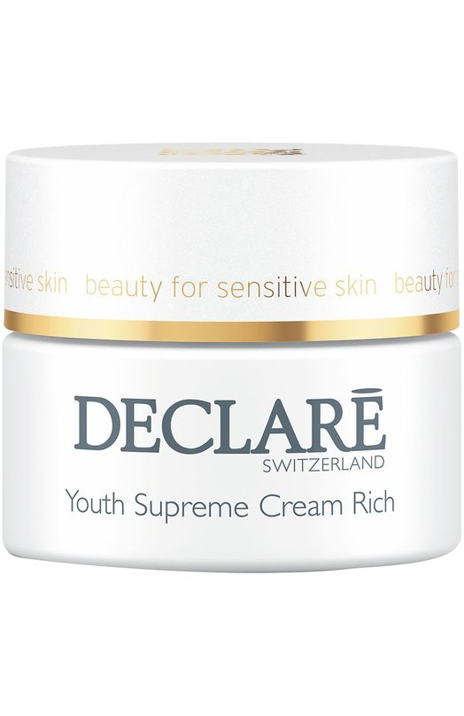 Питательный крем Youth Supreme Cream Rich Declare 665