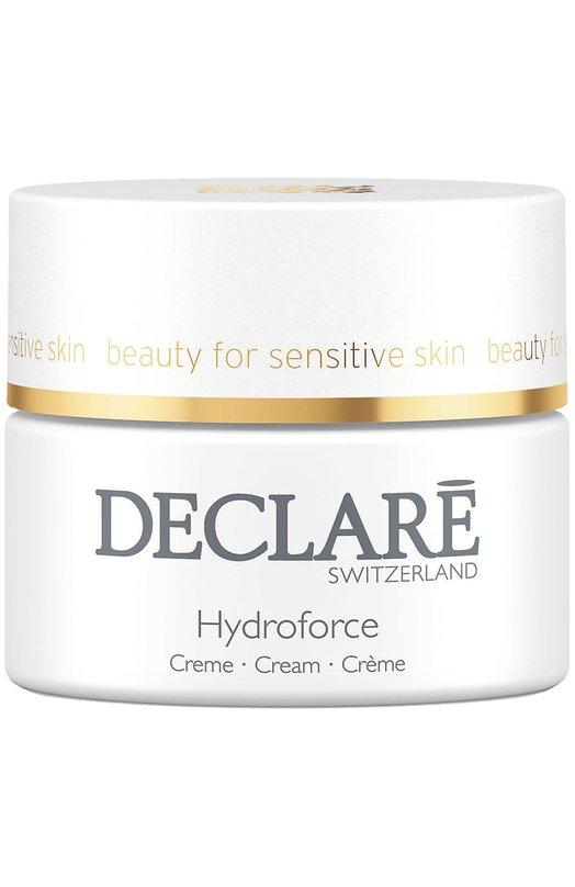 Увлажняющий крем с витамином Е для нормальной кожи Hydroforce Cream Declare 101