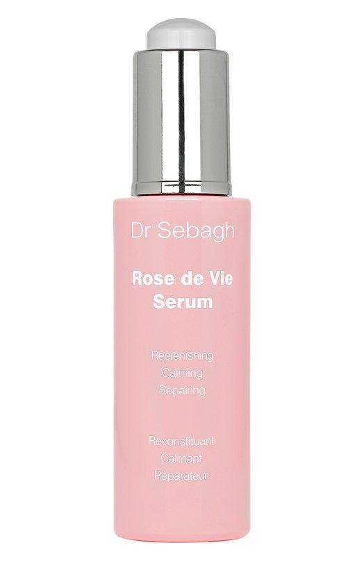 Сыворотка с симкальмином и дельта-токоферолом Rose de Vie Serum Delicat Dr.Sebagh Франция P057349 2031  - купить со скидкой