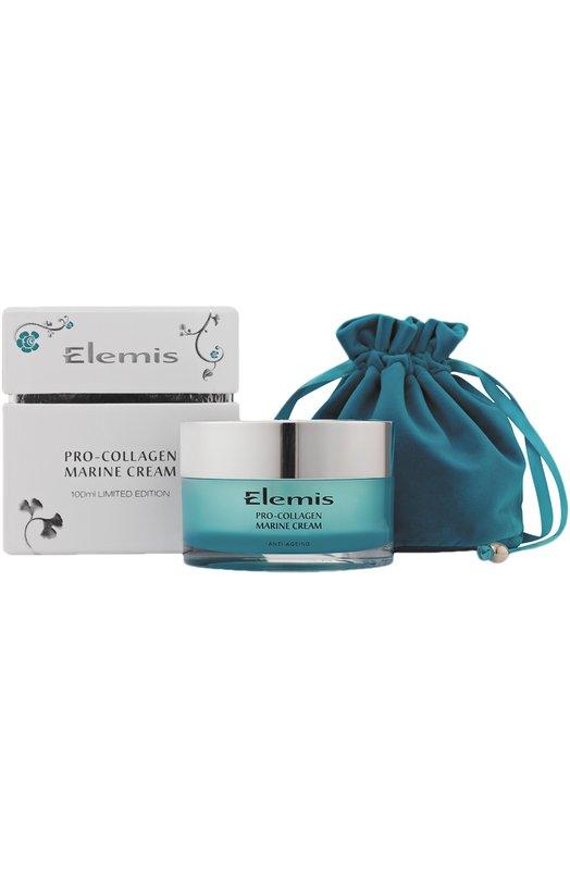 Крем для лица Морские водоросли Про-Коллаген Pro-Collagen Marine Cream ElemisУвлажнение / Питание<br><br><br>Объем мл: 50<br>Пол: Женский<br>Возраст: Взрослый<br>Цвет: Бесцветный
