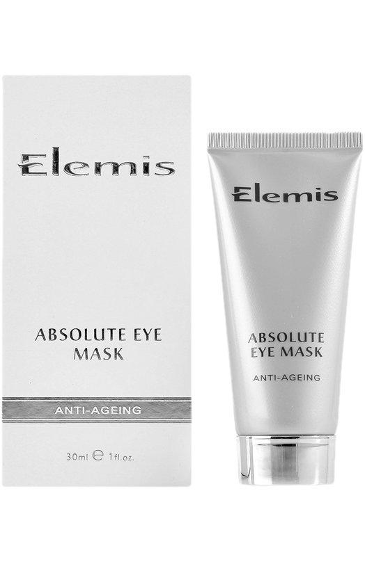 Маска для Век Absolute Eye Mask ElemisДля кожи вокруг глаз<br><br><br>Объем мл: 15<br>Пол: Женский<br>Возраст: Взрослый<br>Цвет: Бесцветный