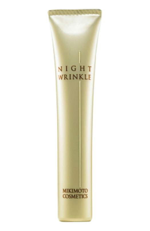 Ночная эмульсия для лица против морщин Night Wrinkle N Mikimoto Cosmetics 50771