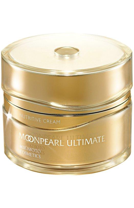 Питательный ночнойКрем для лица Moonpearl Ultimate Nutritive Cream Mikimoto CosmeticsУвлажнение / Питание<br><br><br>Объем мл: 30<br>Пол: Женский<br>Возраст: Взрослый<br>Цвет: Бесцветный