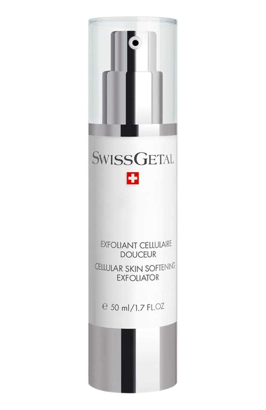 Мягкий скраб для кожи лица Swissgetal 6080