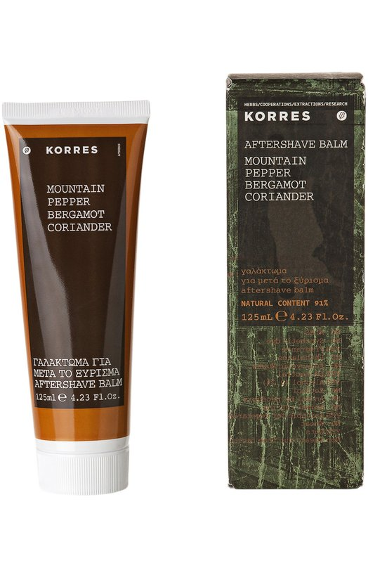 ������� ����� ������ Aftershave Balm Mountain Korres 5203069050725