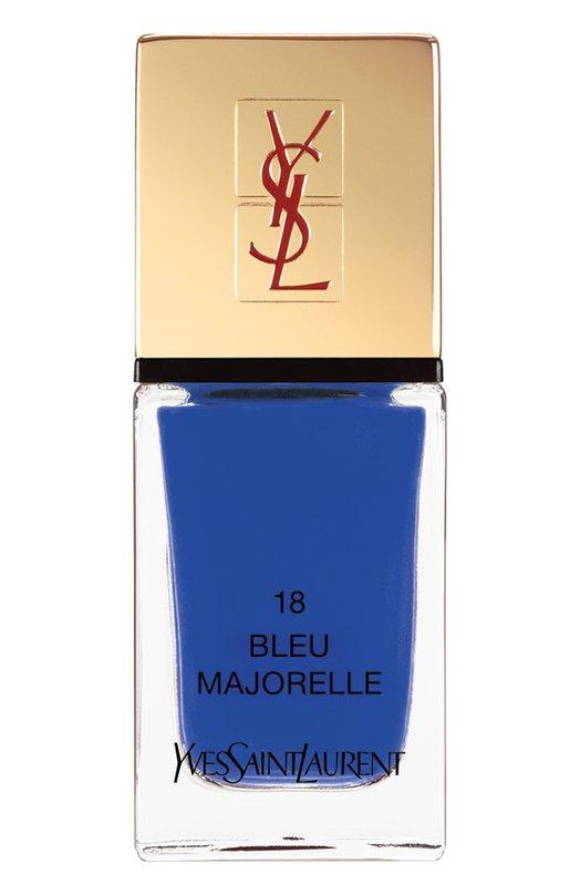 La Laque Couture Лак для ногтей №18 YSL 3365440666351