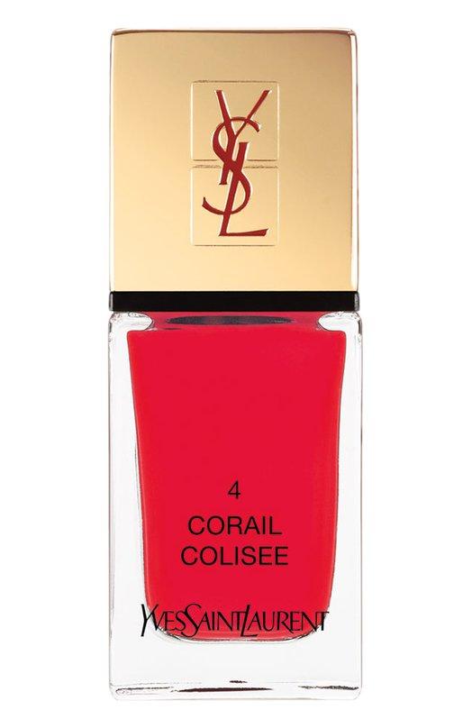 La Laque Couture Лак для ногтей №4 YSL 3365440665798