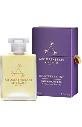 Масло для ванны De-Stress Mind Bath & Shower Oil Aromatherapy Associates | Фото №1