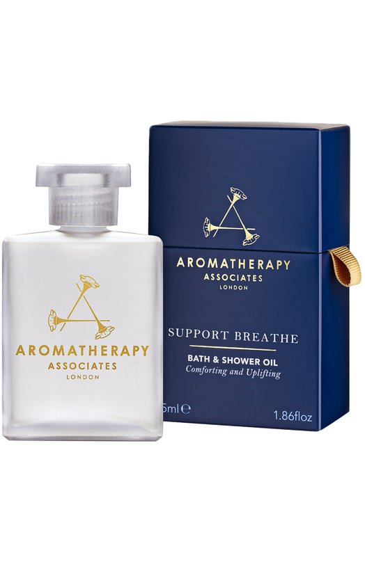 "Масло для ванны и душа ""легкое дыхание"" Support Support Breathe Bath & Shower Oil Aromatherapy Associates RN513055R"