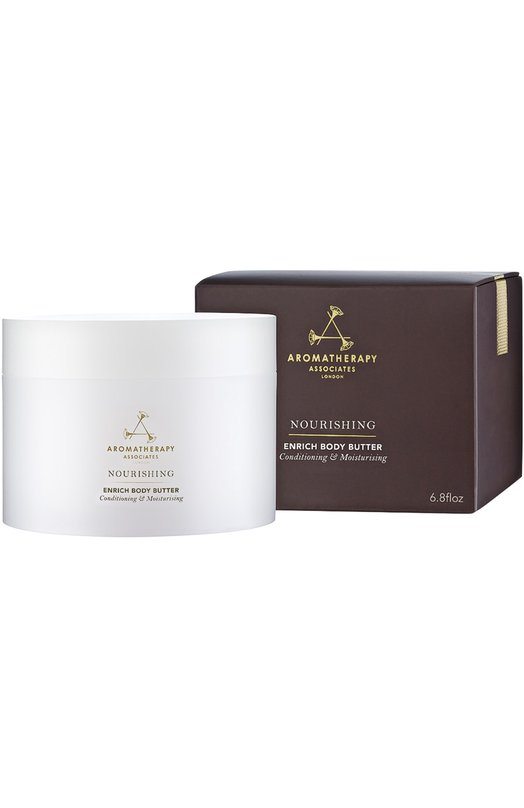 Обогащенный питательный крем для тела Nourishing Enrich Body Butter Aromatherapy Associates RN814200R