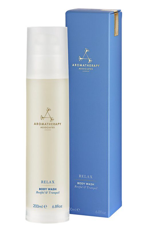 ������������� ���� ��� ���� Relax Body Wash Aromatherapy Associates RN822200R