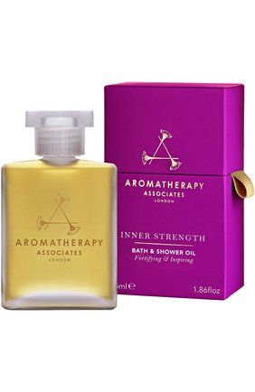Укрепляющее масло Inner Strength для ванны и душа Inner Strength Bath & Shower Oil Aromatherapy Associates | Фото №1
