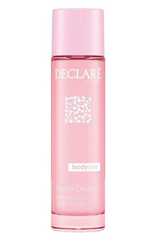 Освежающий спрей для тела Eau de Declar? Refreshing Spray DeclareУвлажнение / Питание<br><br><br>Объем мл: 100<br>Пол: Женский<br>Возраст: Взрослый<br>Цвет: Бесцветный