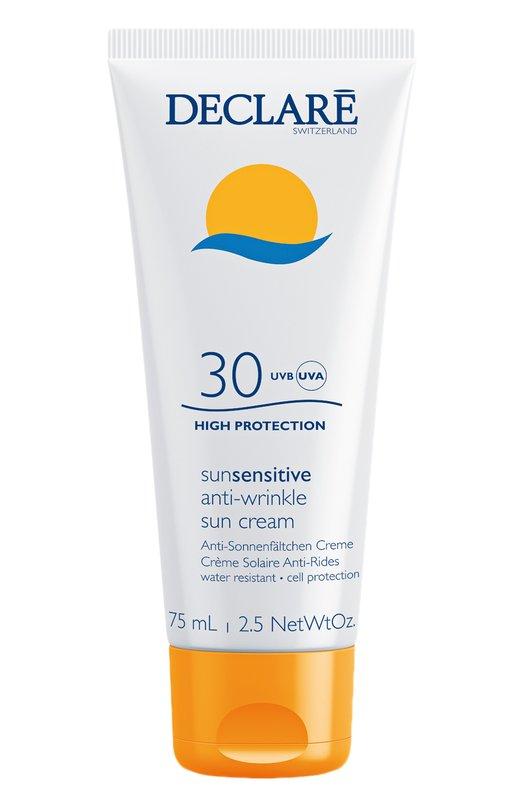 Солнцезащитный крем с омолаживающим действием Anti-Wrinkle Sun Cream SPF 30 Declare 740