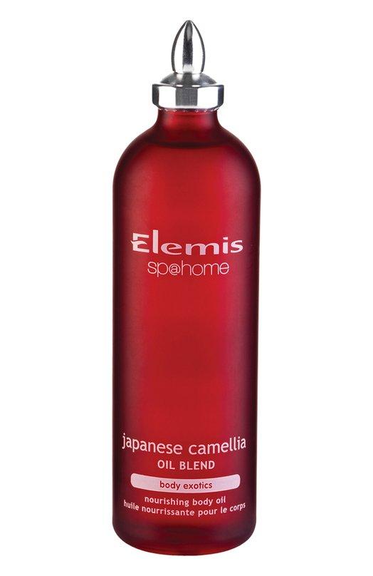 Регенерирующее масло для тела Японская камелия Elemis 50763