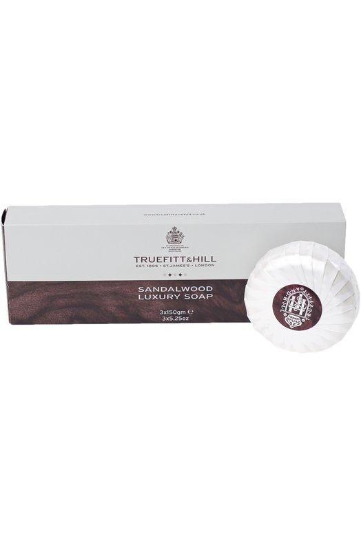 Купить Набор Мыло для бритья Sandalwood Truefitt&Hill, 555, Великобритания, Бесцветный