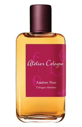 Парфюмерная вода Ambre Nue Atelier Cologne | Фото №1