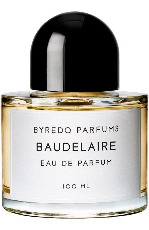 Парфюмерная вода Baudelaire Byredo