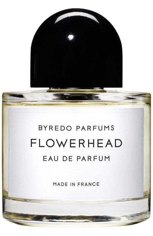 Парфюмерная вода Flower Head ByredoАроматы для женщин<br><br><br>Объем мл: 100<br>Пол: Женский<br>Возраст: Взрослый<br>Цвет: Бесцветный