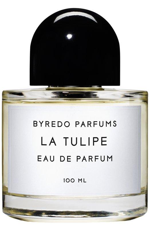 Парфюмерная вода La Tulipe ByredoАроматы для женщин<br><br><br>Объем мл: 100<br>Пол: Женский<br>Возраст: Взрослый<br>Цвет: Бесцветный