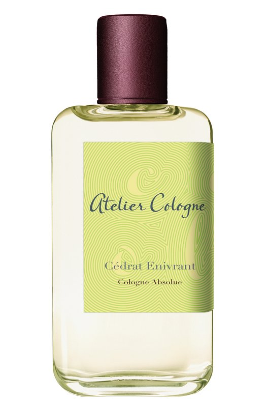 Парфюмерная вода Cedrat Enivrant Atelier Cologne 1303