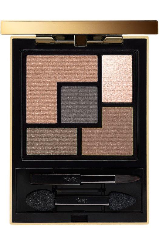 Couture Palette Тени для век 02 Fauves YSL 3365440742307