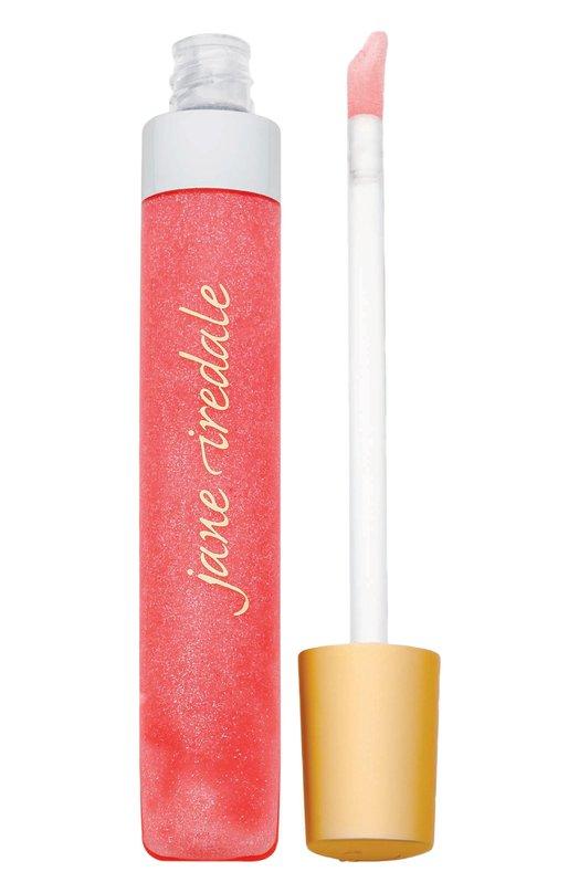 Купить Блеск для губ Розовый мусс Lip Gloss Pink Smoothie jane iredale, 670959240118, США, Бесцветный